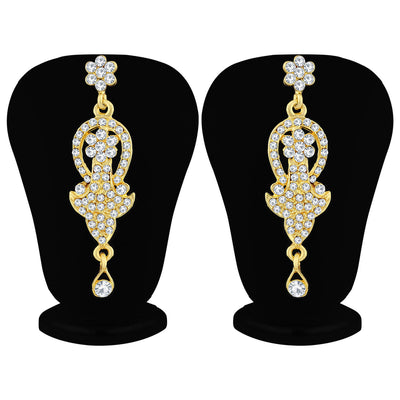 Sukkhi Exotic Gold Plated Floral Necklace Set For Women
