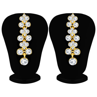 Sukkhi Flawless Gold Plated Necklace Set For Women