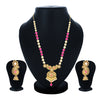 Sukkhi Lavish Collar Gold Plated Necklace Set Set for Women