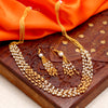 0015 Sukkhi Ritzy Gold Plated Multicolour Necklace Set For Women