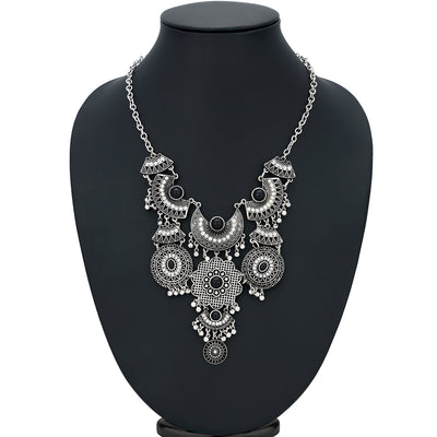 Sukkhi Elegant Oxidised Necklace for women