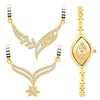 Shostopper Vintage Collection Combo Of Mangalsutra Pendant SJ246CB