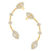 ShoStopper Marvellous Gold Plated Austrian Diamond Earcuff