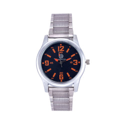 Shostopper Candy Metallic Black Dial Analogue Watch For Men - SJ60046WM