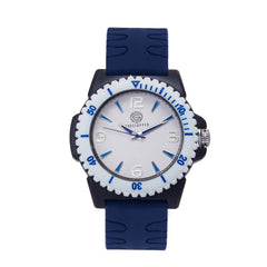Shostopper Breezy White Dial Analogue Watch For Men - SJ60054WM