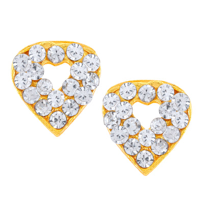 ShoStopper Valentine Gold Plated Earring SJ6088EN