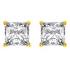 ShoStopper Shining Gold Plated Stud Earring SJ6111EM