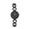 Shostopper Fantastic Black Dial Analogue Watch For Women - SJ62055WW