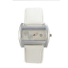 Shostopper Snowy White Dial Analogue Watch For Women - SJ62060WW