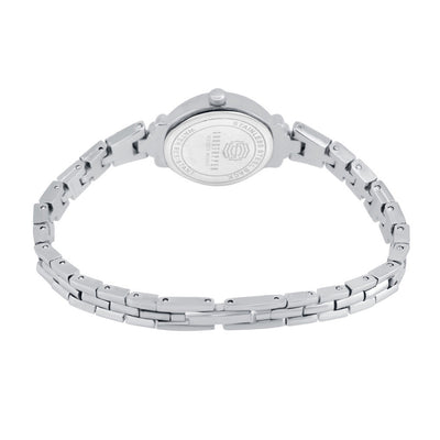 Shostopper Star Silver Dial Analogue Watch for Women - SJ62066WW-3