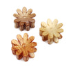 Sukkhi Floral Butterfly Hair Clip Hair Accessories for Women and Girl (Pack of 3) (Size: M)