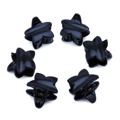 Sukkhi Delightful Butterfly Hair Clip Hair Accessories for Women and Girl (Pack of 6) (Size: S)