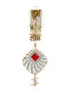 Sukkhi Shubh Labh Ganpati Door Hanging in Gold Look