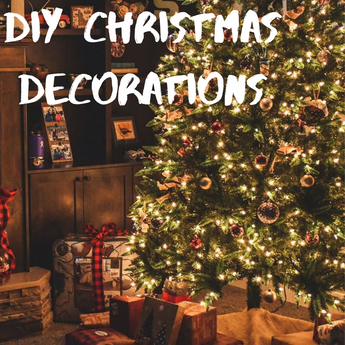 10 Fun and Easy DIY Christmas Decorations