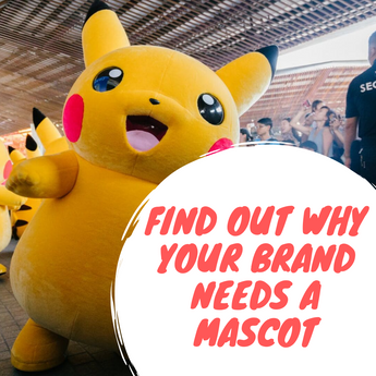 How your Brand Mascot can Benefit your Business