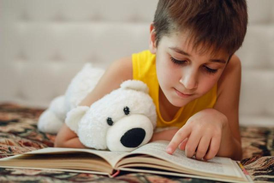 books with stuffed animal character