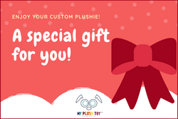 Gift Card - My Plush Toy