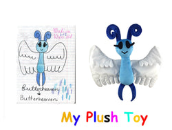 Draw Your Own Plush Toy