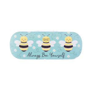 Bee Yourself Glasses Case