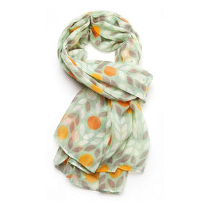 Berry Scarf - Mint