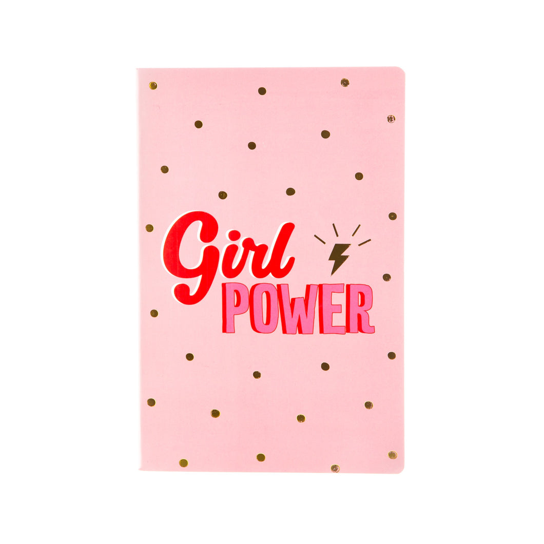 Girl Power A5 Notebook