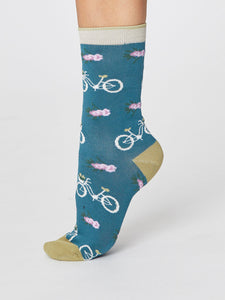 Bike Bamboo Socks