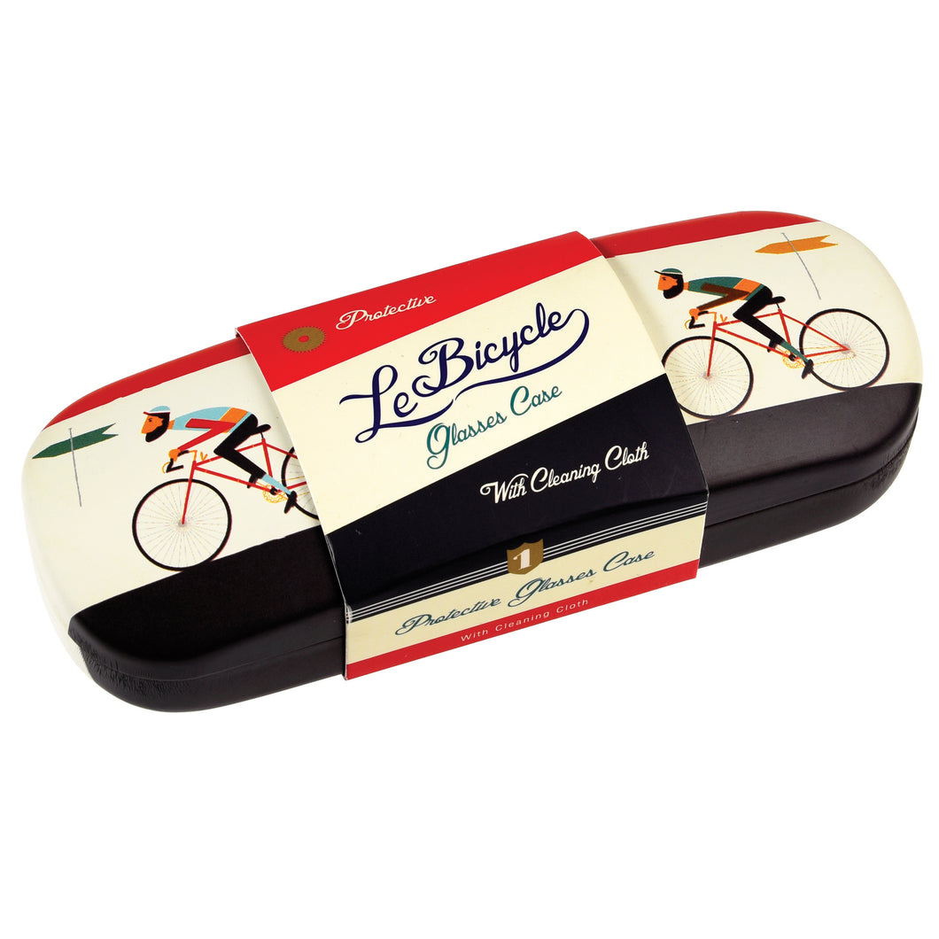Le Bicycle Glasses Case