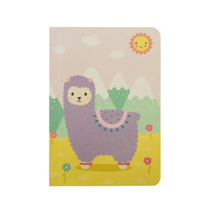 Little llama Pocket Notebook