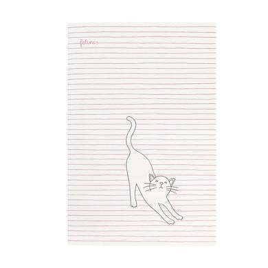 Medium Cat Notebook