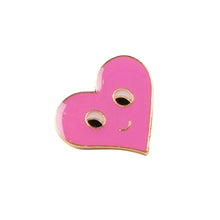 Load image into Gallery viewer, Pink Heart Pin