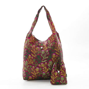 Purple Thistle Eco Chic Shopper