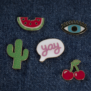 Watermelon Pin