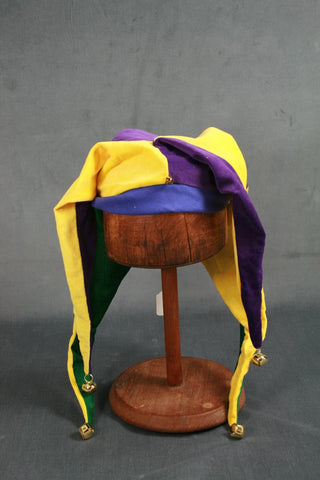 Mardi Gras Jester Hat (c) Tall Toad Hats and Headdresses