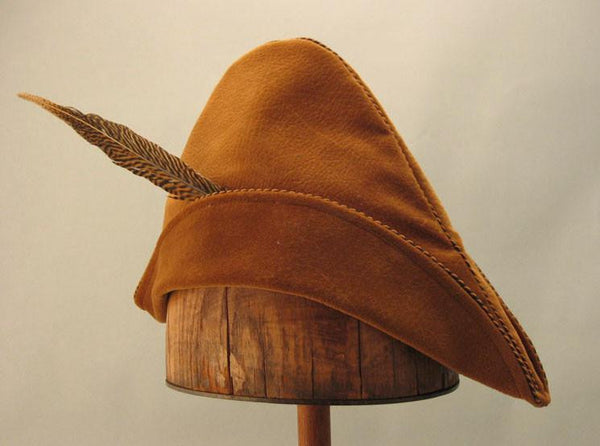 Robin Hood Bycocket - Buckskin / Tan - Tall Toad