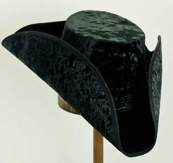 Tricorn - Black (No Trim)