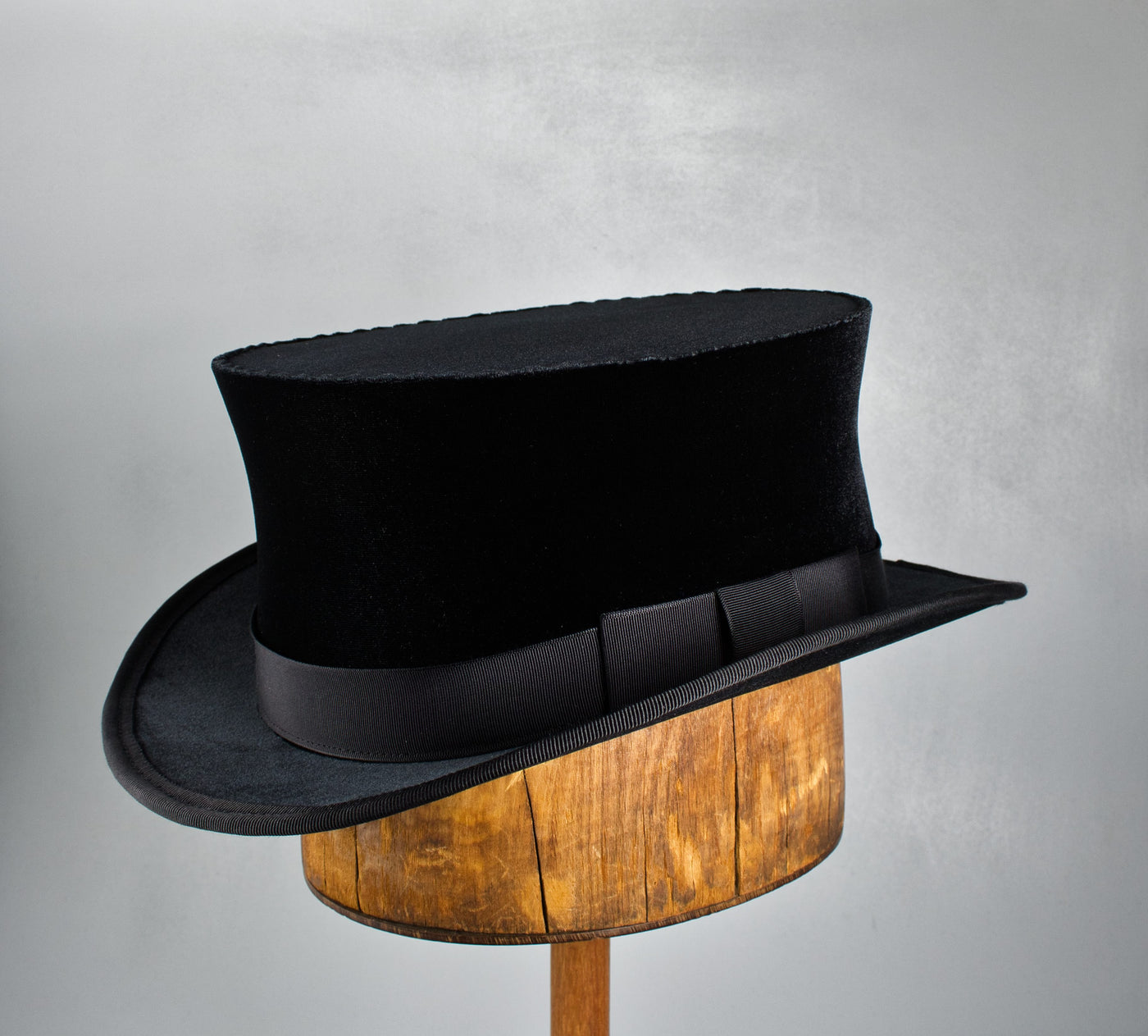 John Bull Top Hat - Black - Tall Toad