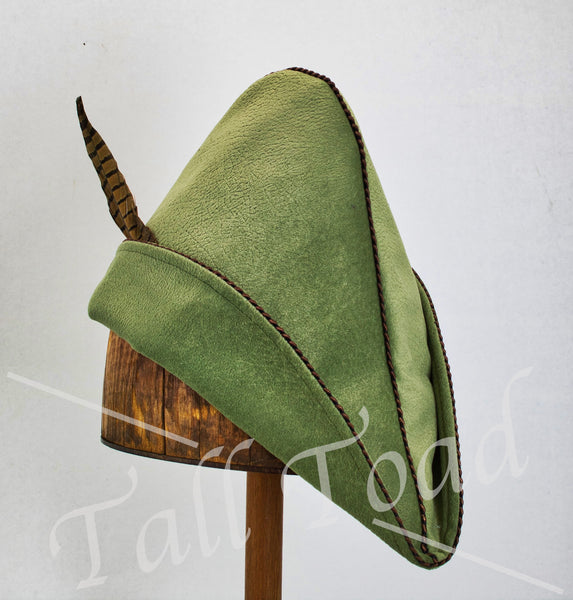 Robin Hood - Sage Green - Tall Toad