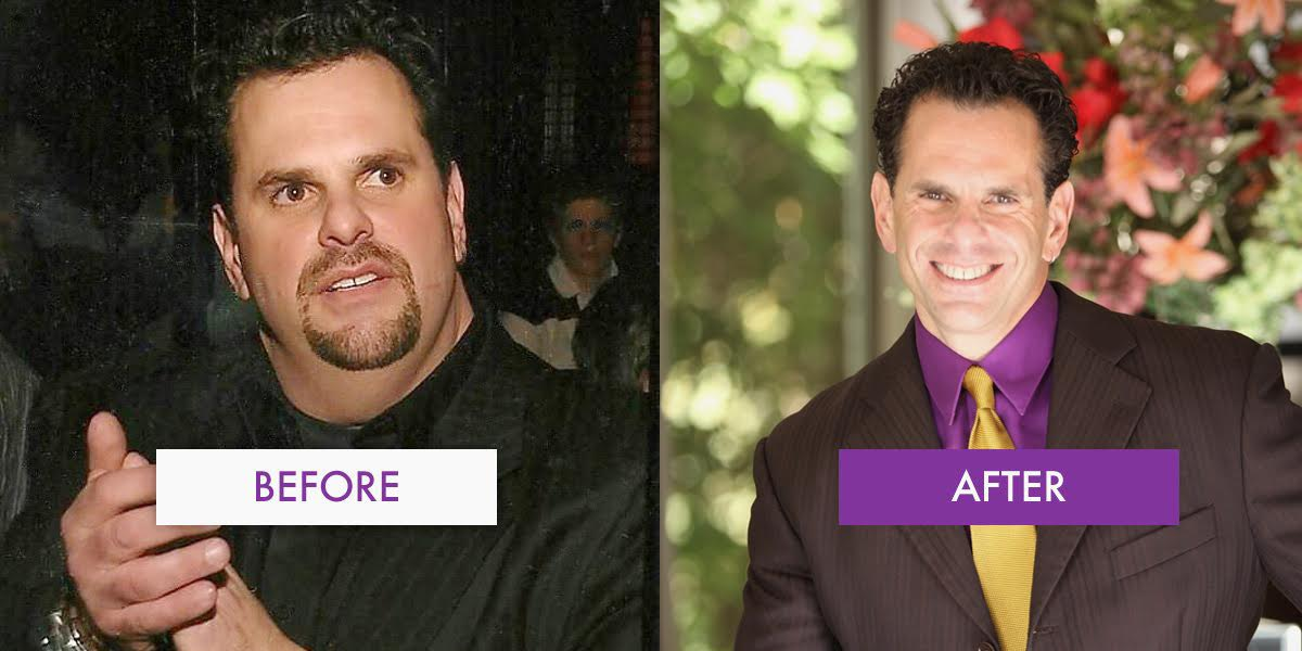 Scott Before and After Weight Loss