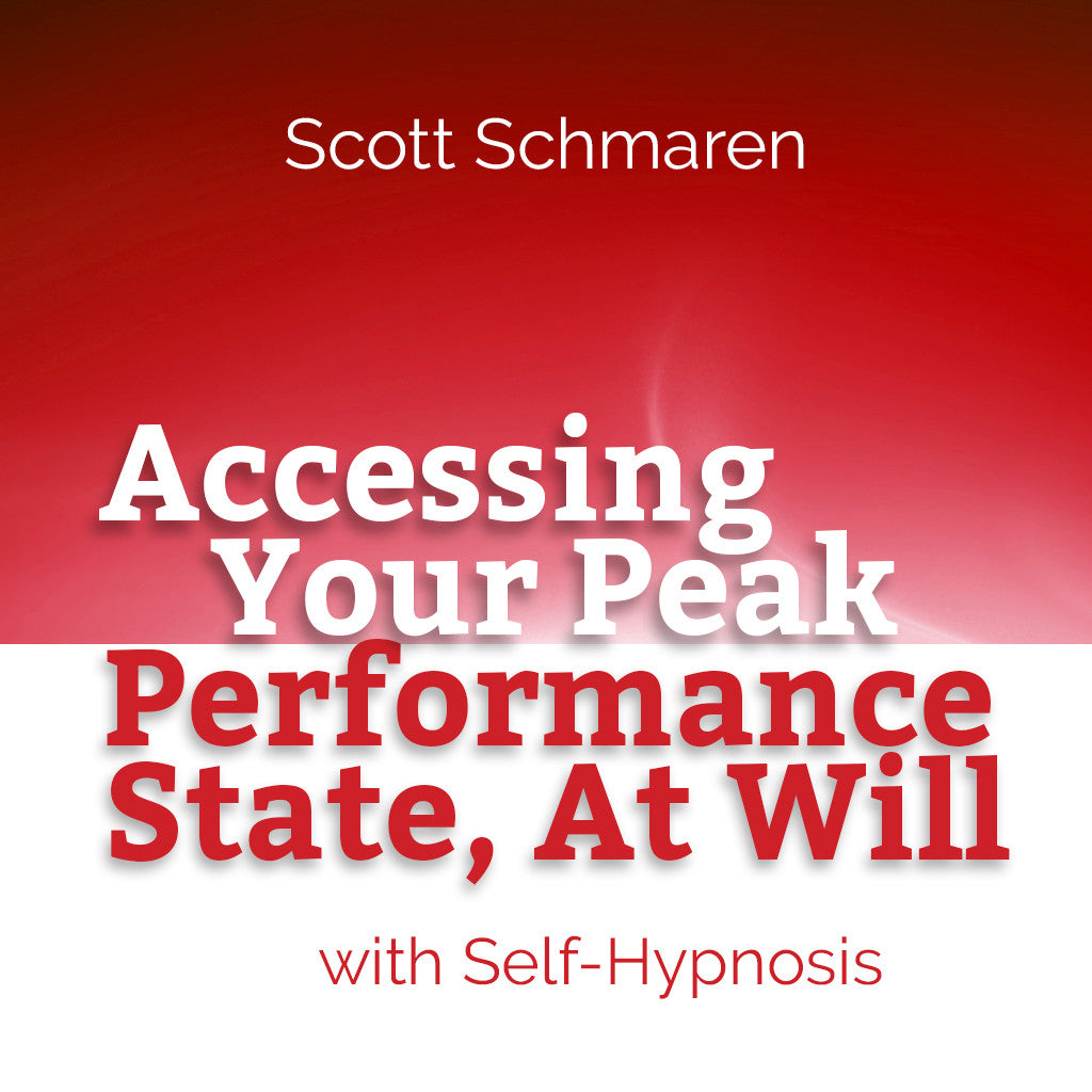Accessing Your Peak Performance State At Will