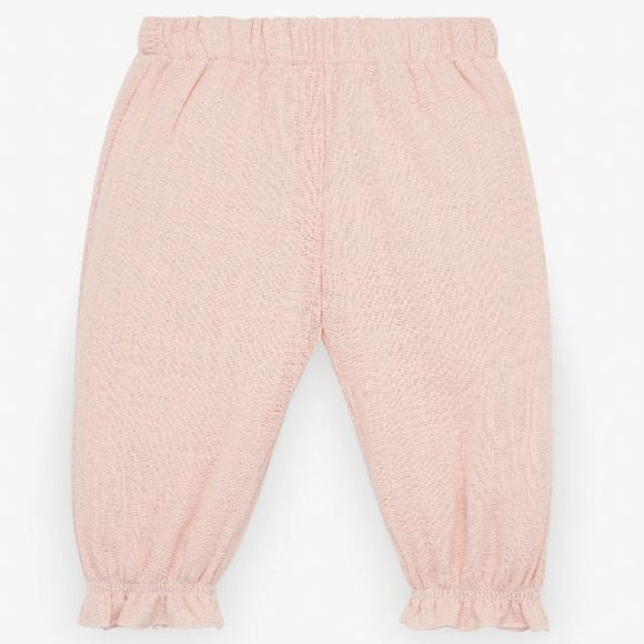 Paz Rodriguez Mariposas Powder Pink Trousers