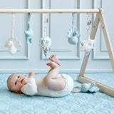 Peacock Play Gym Toy - OCS Cream White