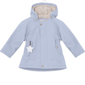 Mini A Ture Wally Blue Fog Jacket