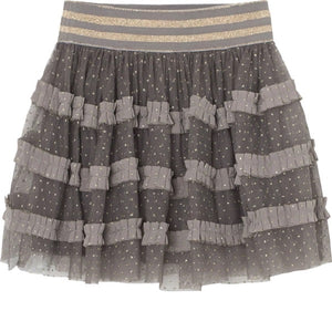 Mini A Ture Cana Granite Grey Skirt