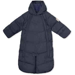 Mini A Ture Yoko Sky Captain Blue Snowbag