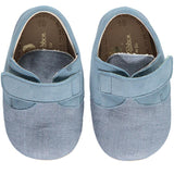 Charlie Denim Baby Shoes sizes 17 and 18