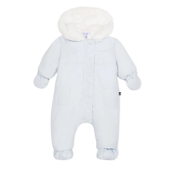 Absorba Lullaby Blue Snowsuit