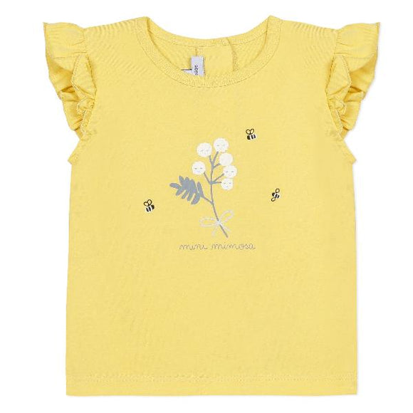 Absorba Mini Mimosa Yellow T-shirt
