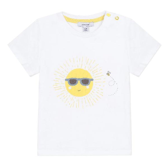 Absorba Sunshine White T-shirt