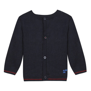 Absorba Pirate Navy Cardigan