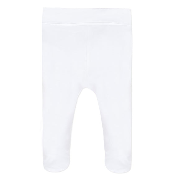 Absorba Footed White Trousers